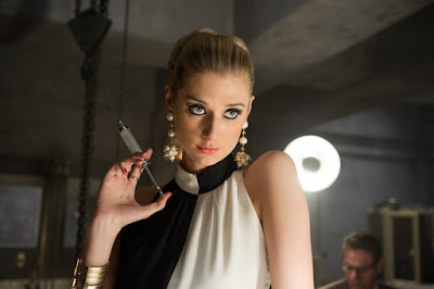 Elizabeth Debicki in The Man From UNCLE (2015)