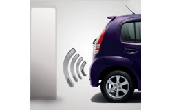 Parking Sensor sirion 2013