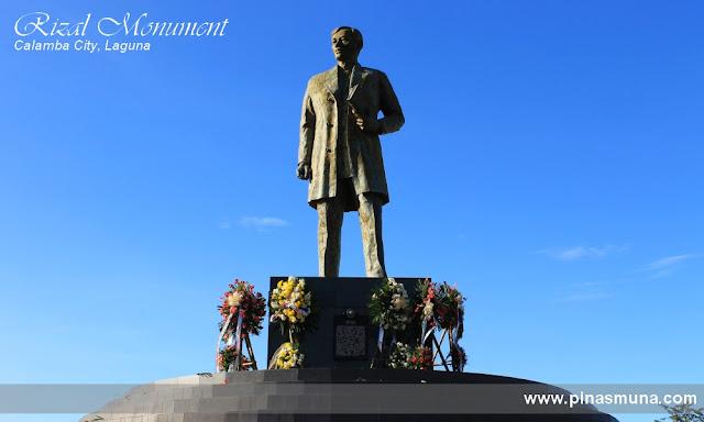 Rizal Monument in Calamba Laguna