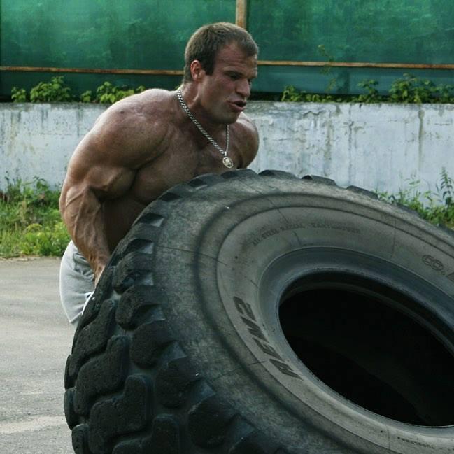 Denis Cyplenkov The Real Life Hulk Mithilesh Joshi