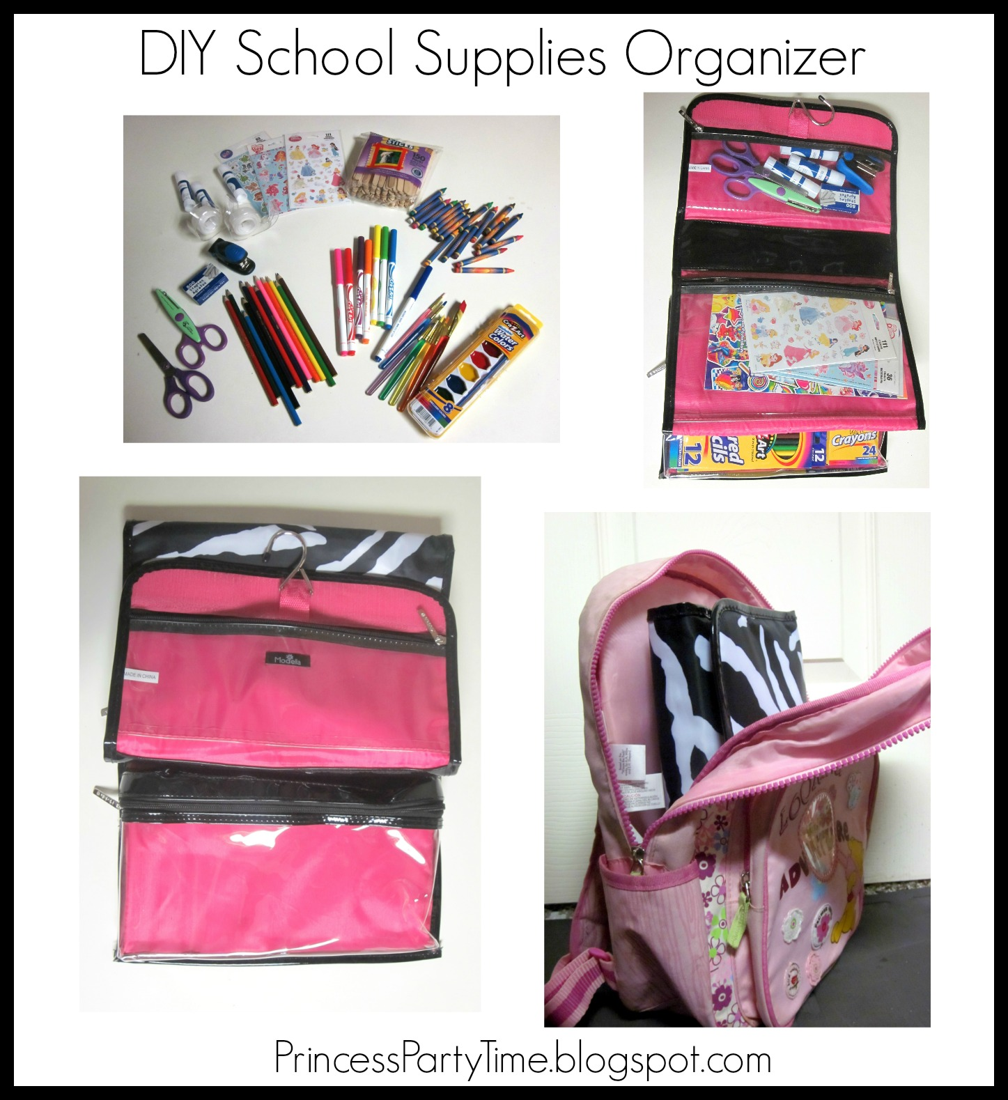 It's a Princess Thing: DIY Back To School Supplies ...