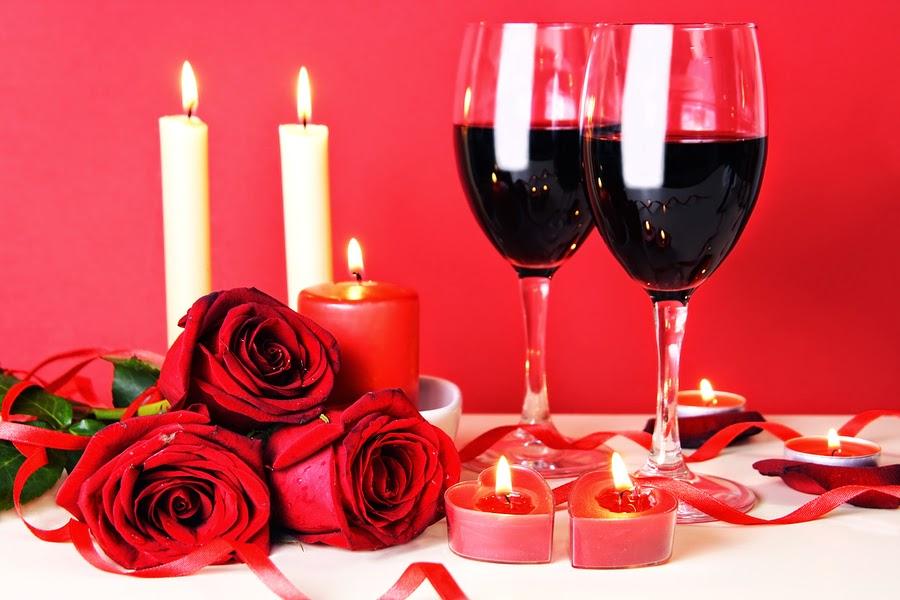 Cena especial para dos recetas de una gatita enamorada for Mesa para san valentin