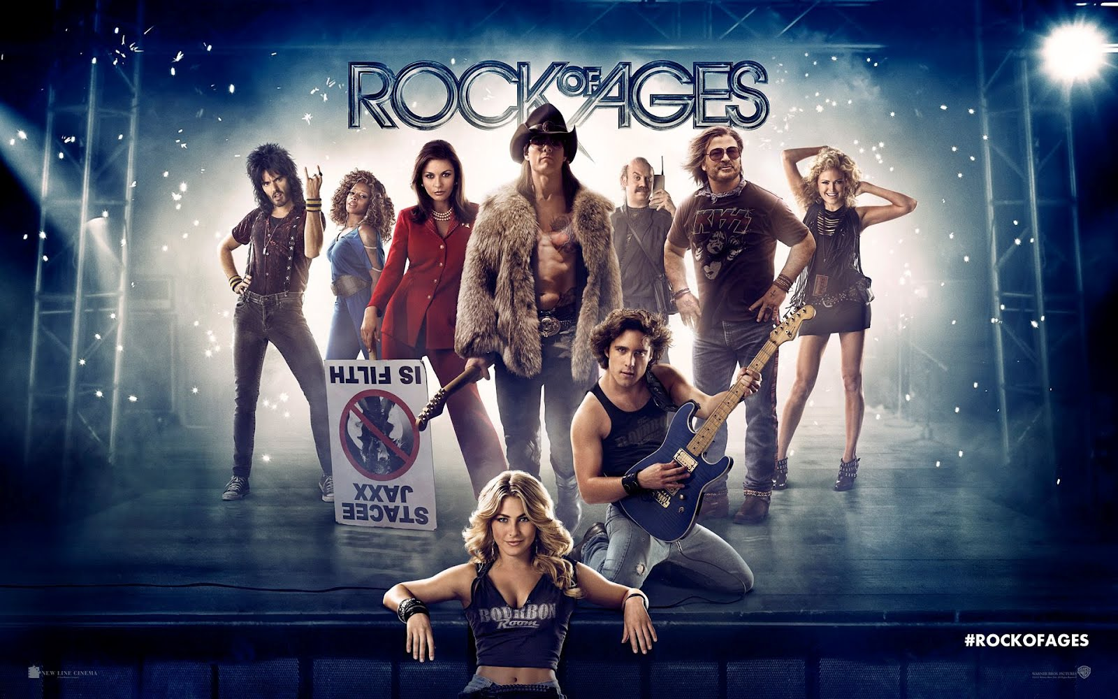 The movie Rock of Ages: trailer, clips, photos, soundtrack, news and ...