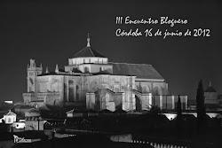 Recuerdo del III Encuentro Bloguero en Córdoba (16-06-2012)