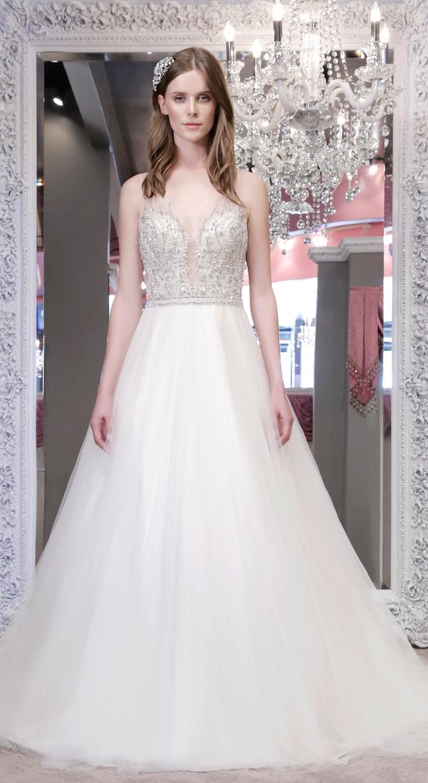 Bellos vestidos de novias   Colección Winnie Couture