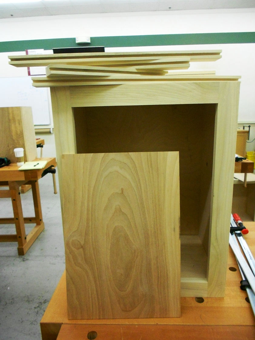 how to make a simple cabinet