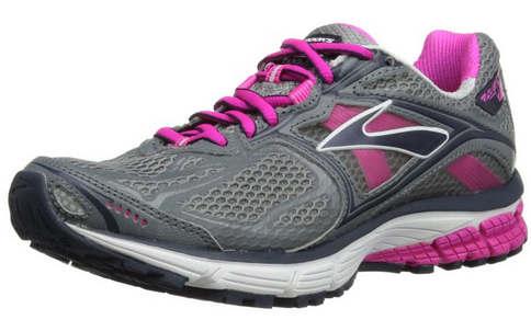 brooks beast clearance flat feet running shoes