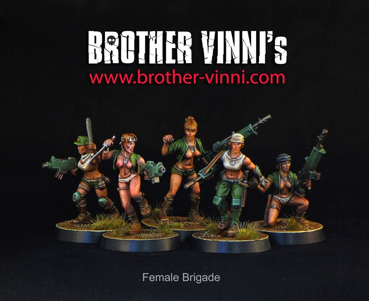 Novedades de Brother Vinni: Jungle Fighters