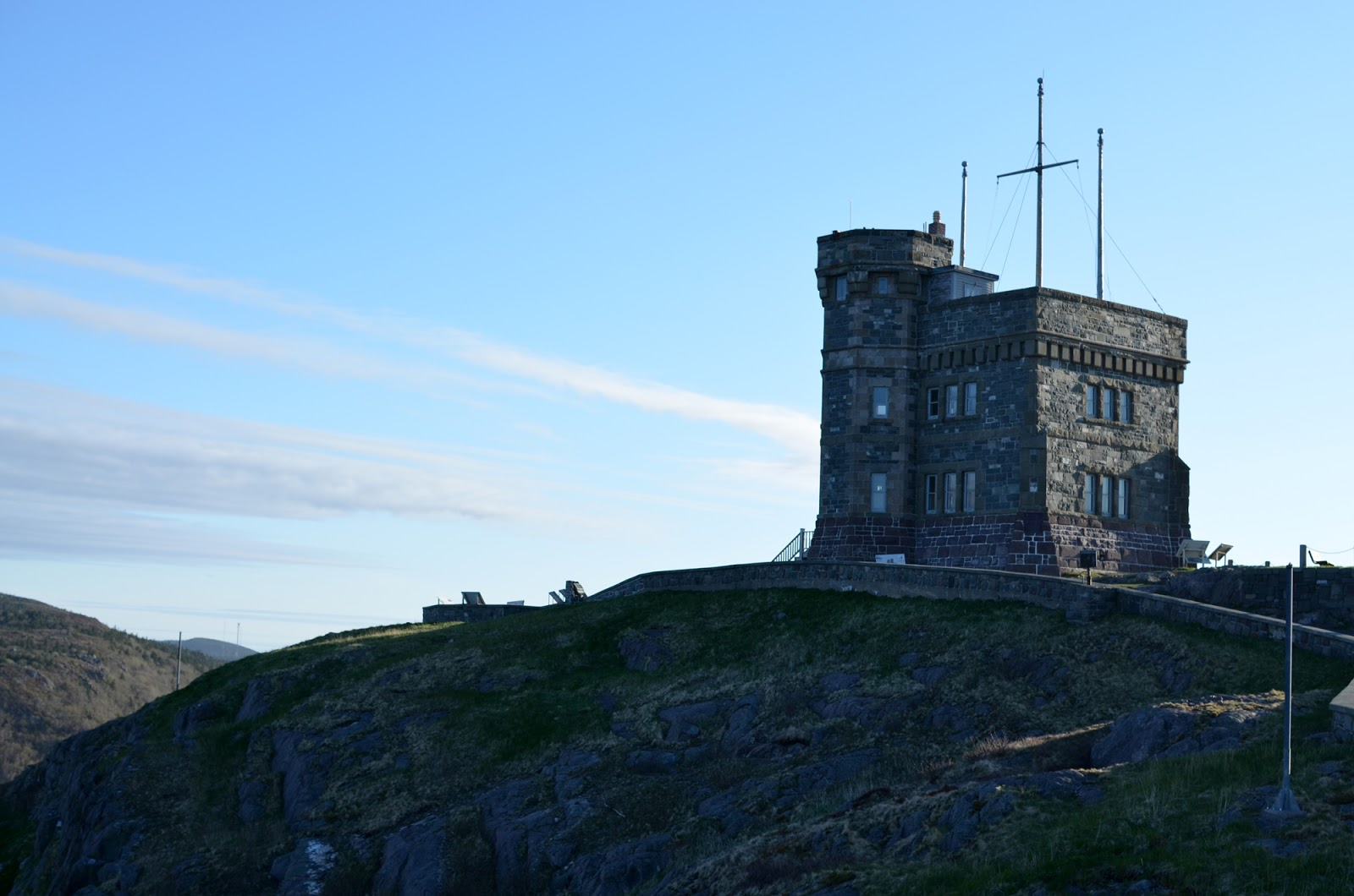 Cabot Tower at Signal Hill in St. John's