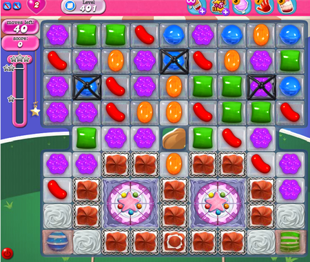 Candy Crush Saga 401