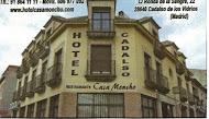 HOTEL CADALSO CASA MONCHO