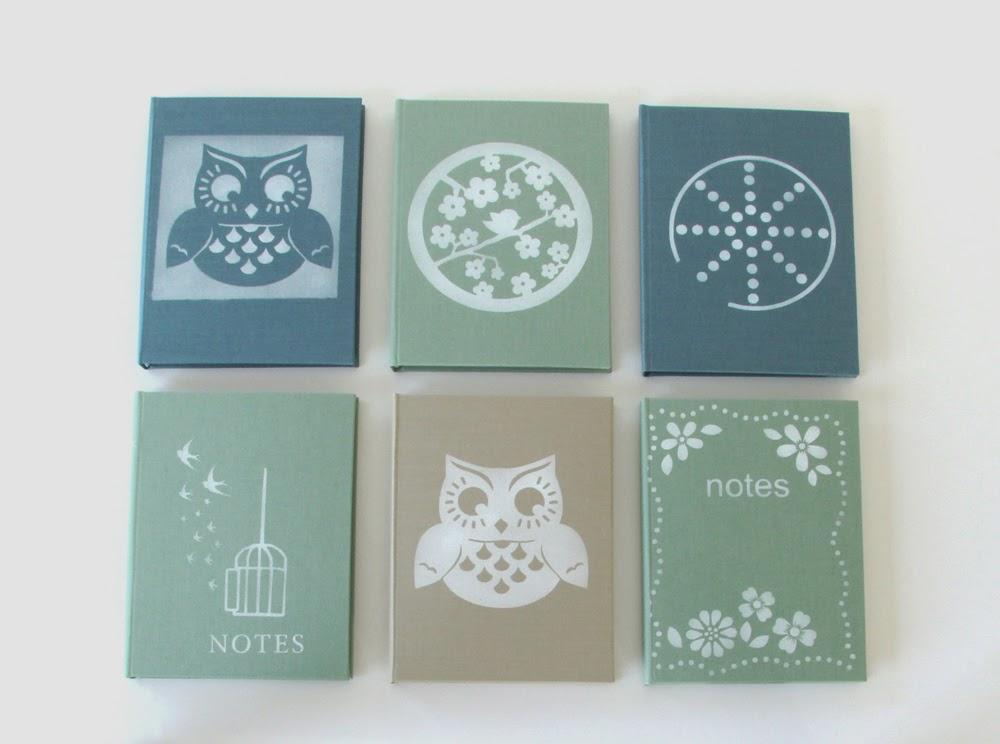 Prien Spring Series Notebooks