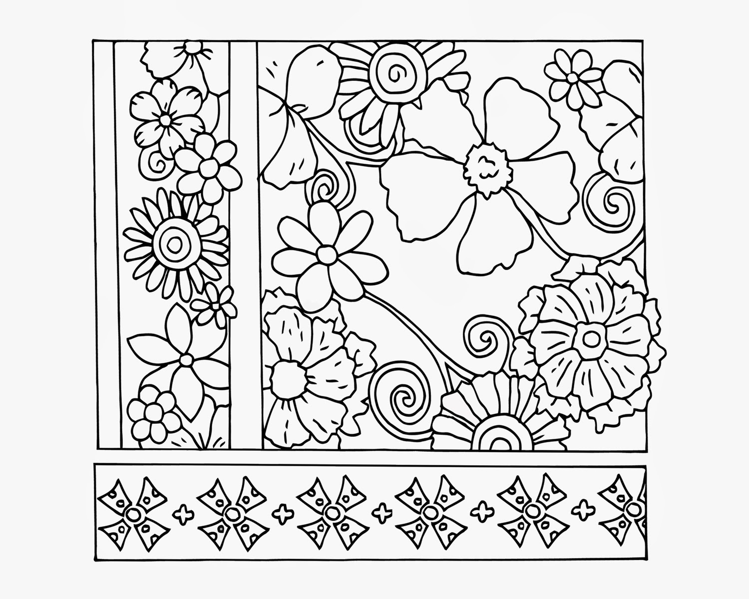 april showers coloring pages - free april showers bring coloring pages