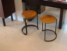 ATELIER STACKABLE STOOLS