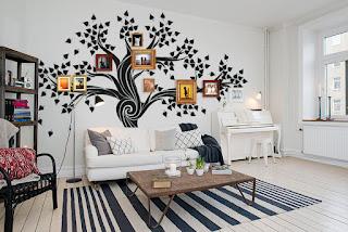 casa in affitto decorata immagine