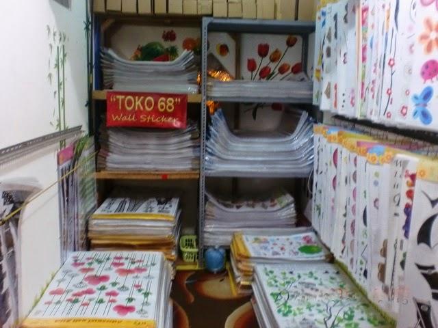 toko 68 wall sticker : galery