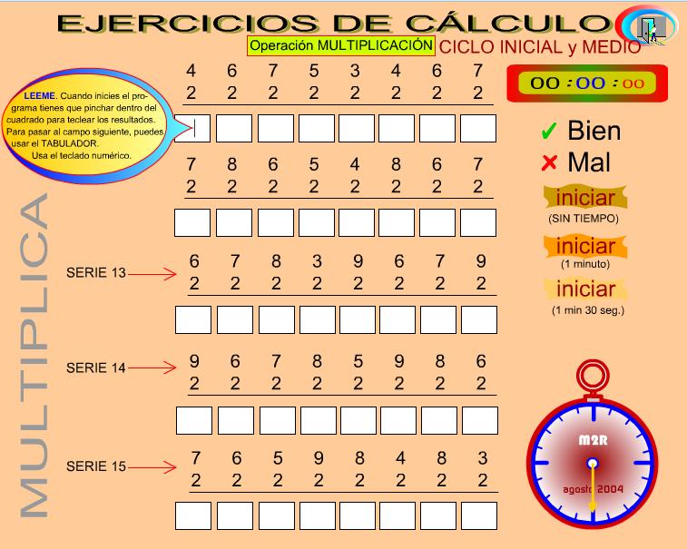 http://www.gobiernodecanarias.org/educacion/3/WebC/eltanque/fichascalculo/serie_11_15m.html