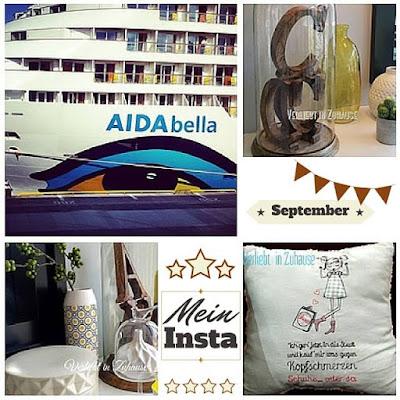 Meine Instagram Topliste im September 2015