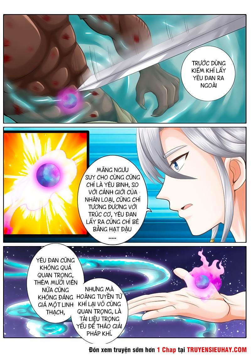 Chư Thiên Ký Chapter 9 - Hamtruyen.vn