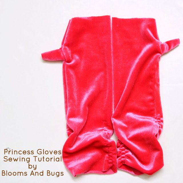 Princess Gloves