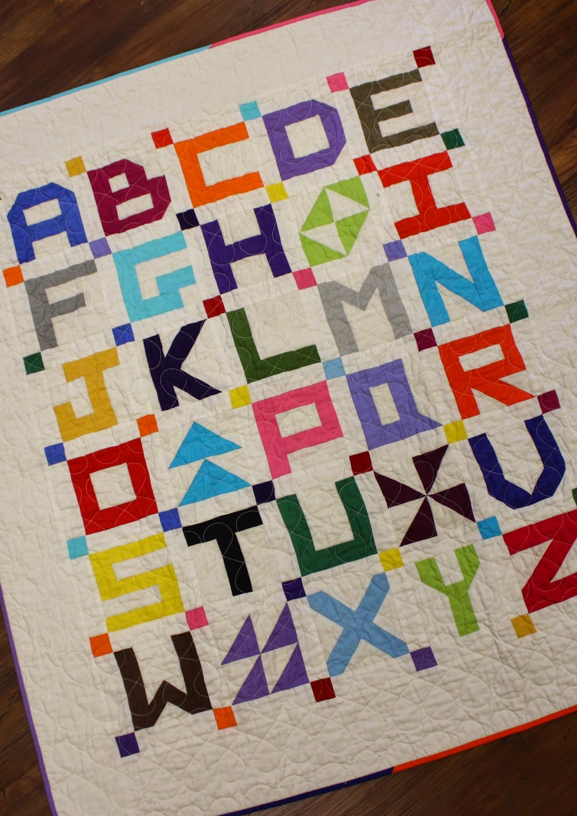Temecula Quilt Company: Little Letters - G