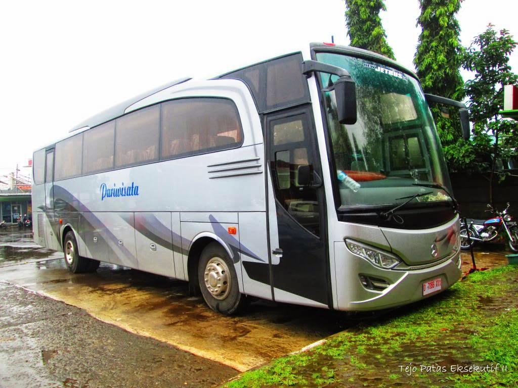 Bus Pariwisata Executive Class - Adi Putro