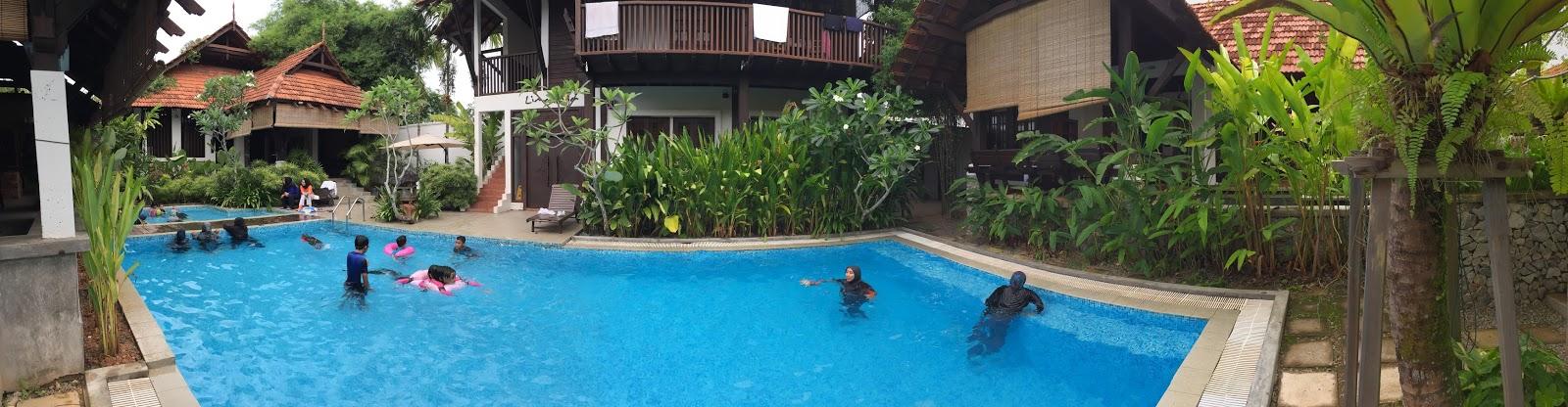 Family Vacation Limastiga Melaka