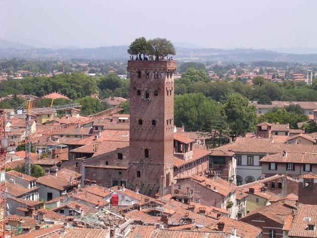 италия башня