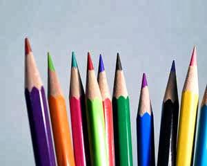 Menjadi pensil