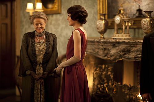Downton Abbey, Lady Mary