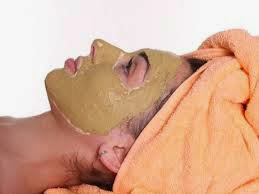 brighten skin face pack