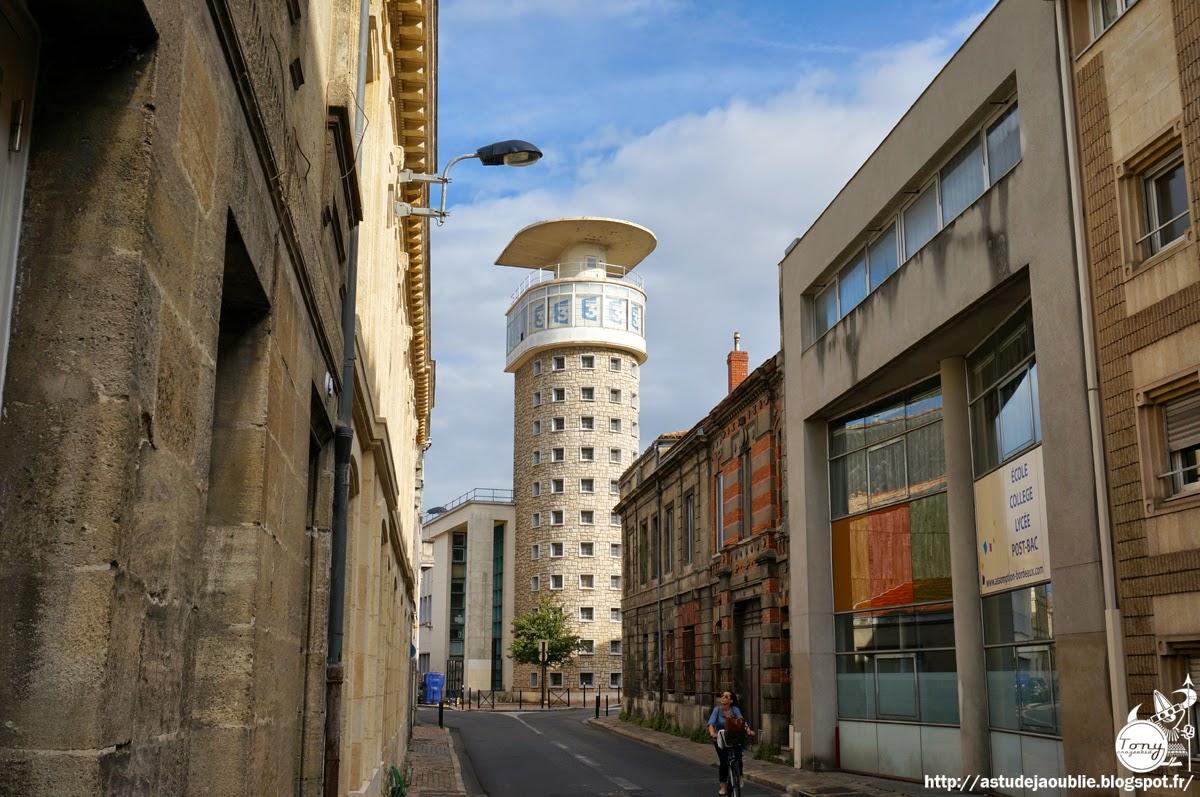 Bordeaux maison de la radio et de la t l vision j carlu for Bordeaux logement