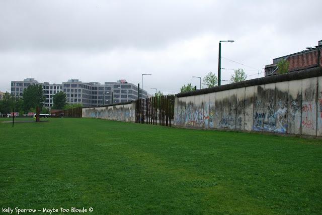Bernauer Strasse, Berlin Wall Memorial, East Berlin, Germany
