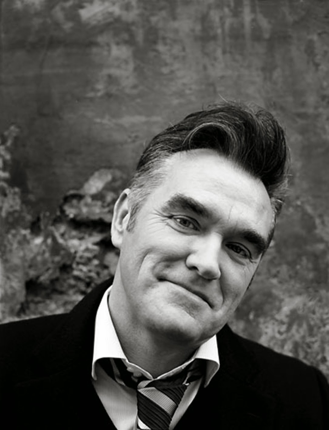 following the mozziah don t worry there is more parody jesse returned to the th anon morrissey is author marr is servant morrissey was great at glasto