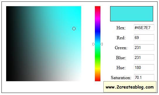 Hex Color Code Generator - Image - 1