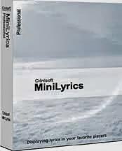MiniLyrics 7.6.44 Full Crack Mediafire Download Free