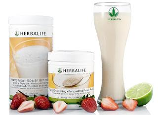 Những tác dụng của sữa giảm cân Herbalife mang lại