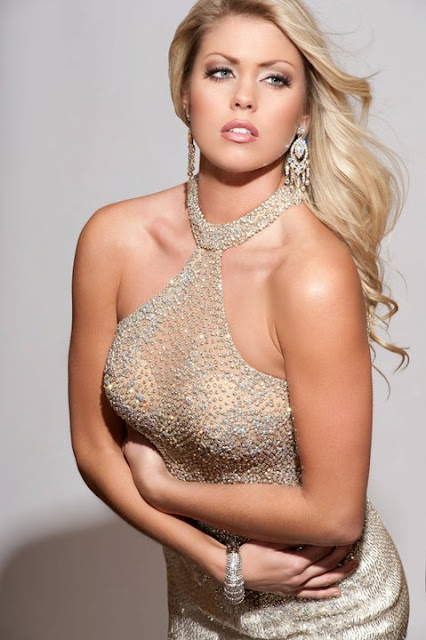 Ashley Caldwell,Miss World, Miss Ohio USA 2011