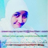 Blog Oleh : Zee Raya Riyanti