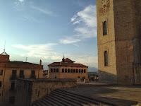 Catedral de Girona. Santa María de Girona. Girona. Monuments. Plaça dels Apòstols.
