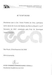 DOCUMENTOS: Vivian Silva, 1966-2011.
