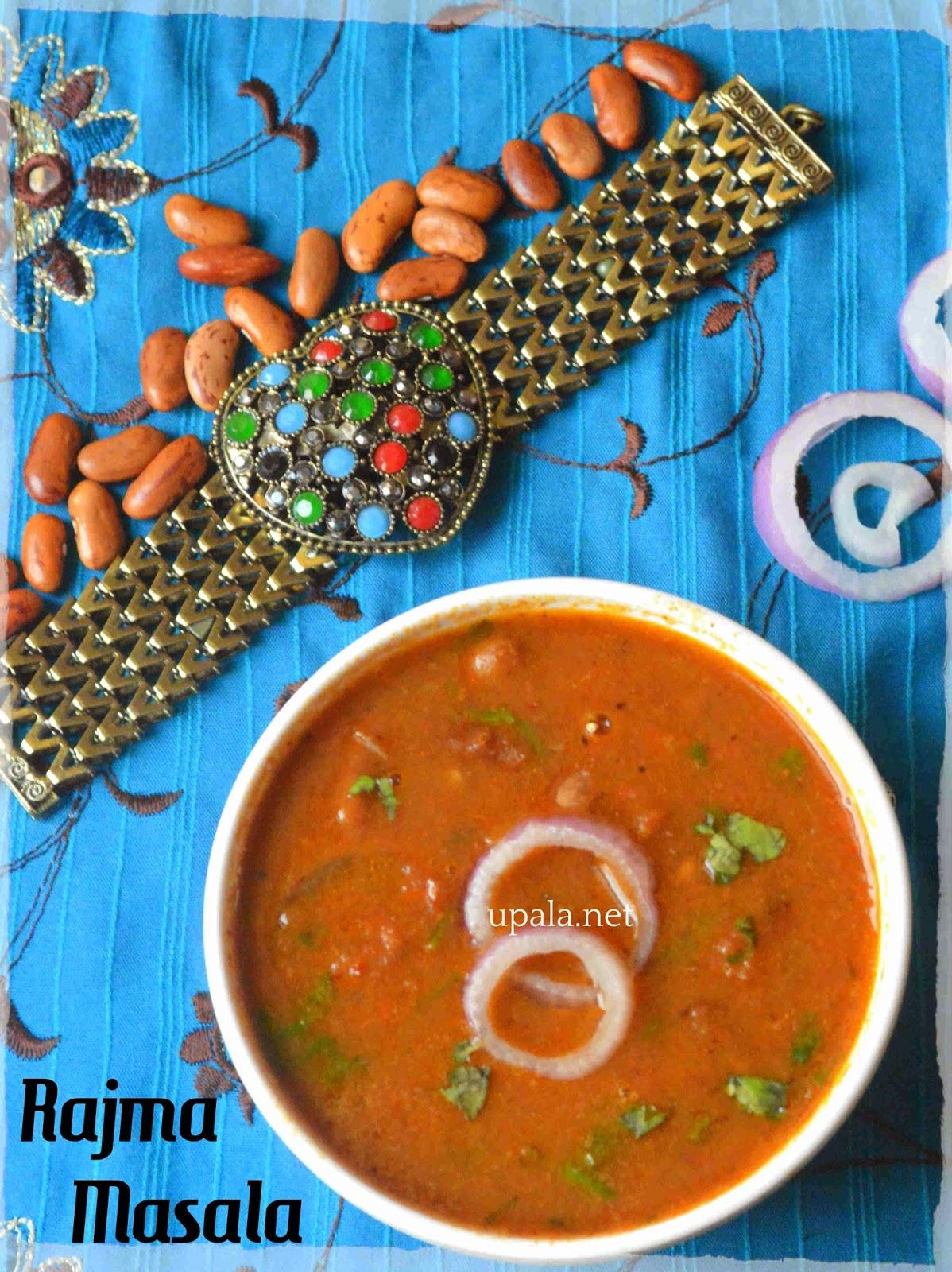 Rajma Masala (Method-2) (No Garlic)