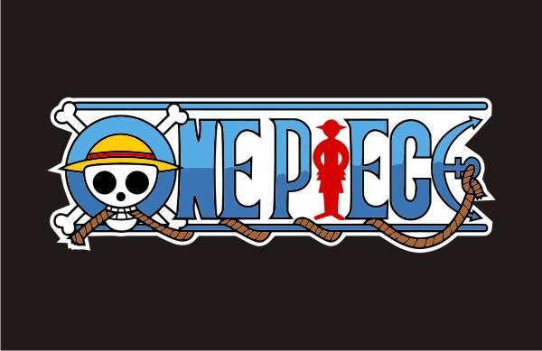 one piece logo vector game