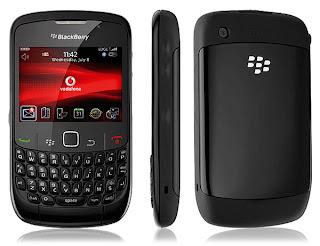 Harga BlackBerry Bulan Oktober 2012