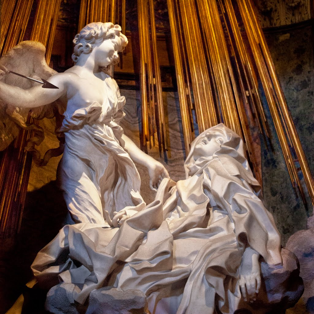 Éxtase de Sta. Teresa 1647-1651