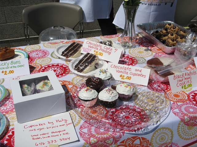 Worldwide Vegan Bake Sale - Tara Keramaty