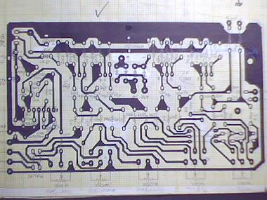 PCB Tone Control + Mixer