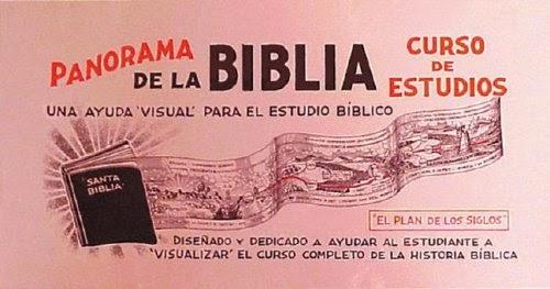 Alfred Thompson-Panorama De La Biblia-Curso De Estudio-