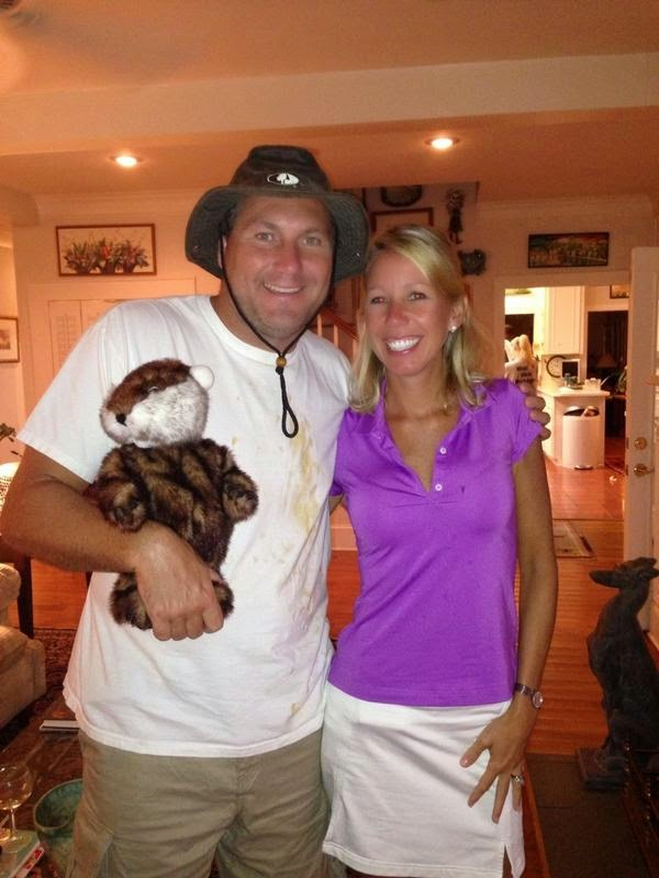 Dan Mullen dresses up as Bill Murray in Caddyshack for Mississippi State coaching staff costume party.