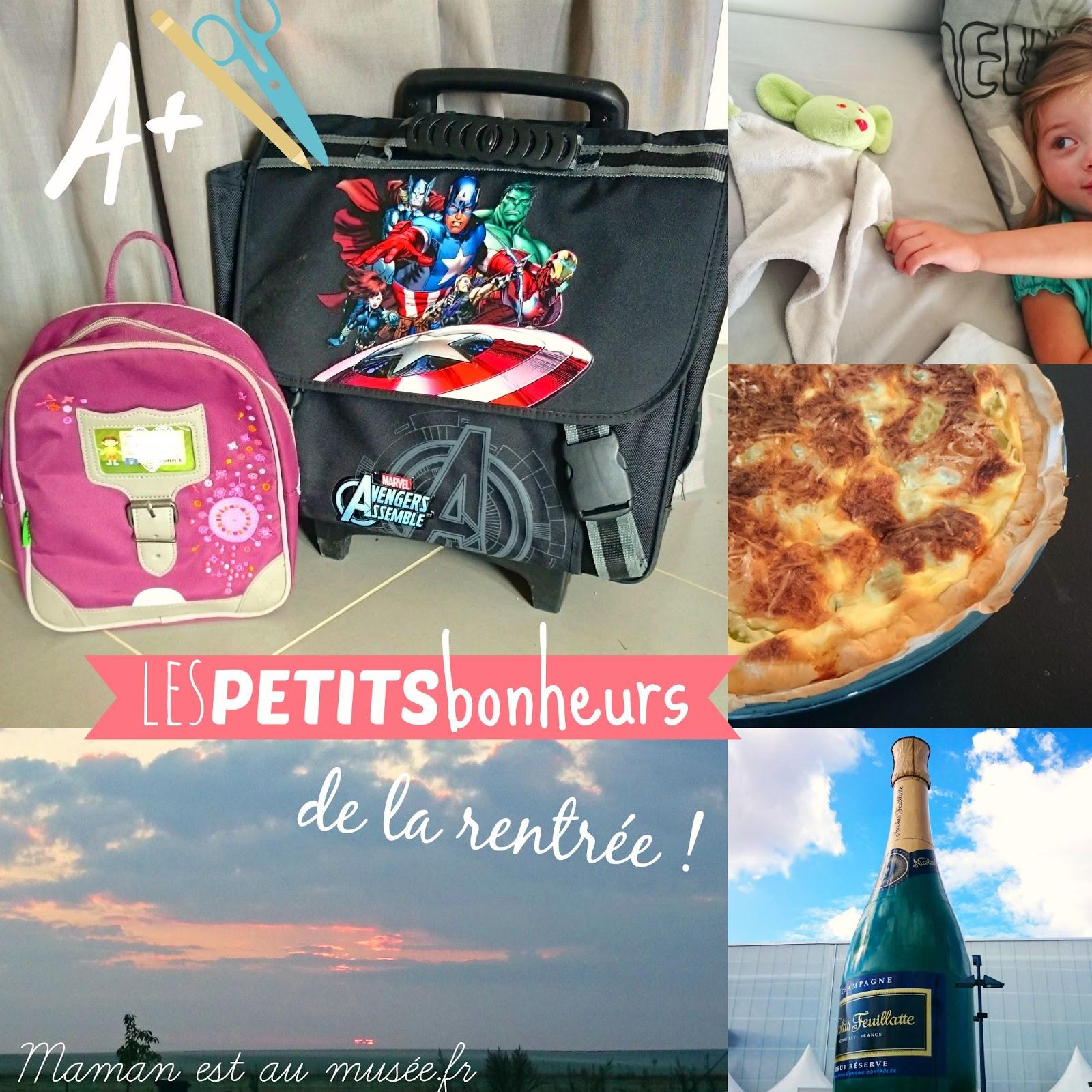 Maman est au mus e blog famille lifestyle les petits - La rentree des mamans ...